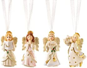 Lenox Mini Angel Ornaments, Set of 4