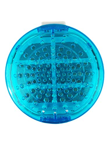 Filtro Atrapa Pelusas Redondo Azul Para Lavadora LG