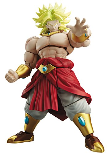 Bandai Hobby Legendary Super Saiyan Broly Model Kit Figura 14 cm Dragon Ball Z Figure-Rise Standard, Multicolor (BDHDB244769)