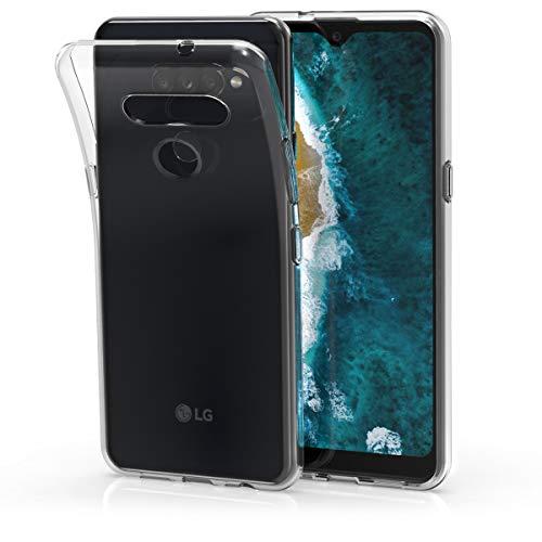 kwmobile Hülle kompatibel mit LG K50S - Hülle Handy - Handyhülle in Transparent