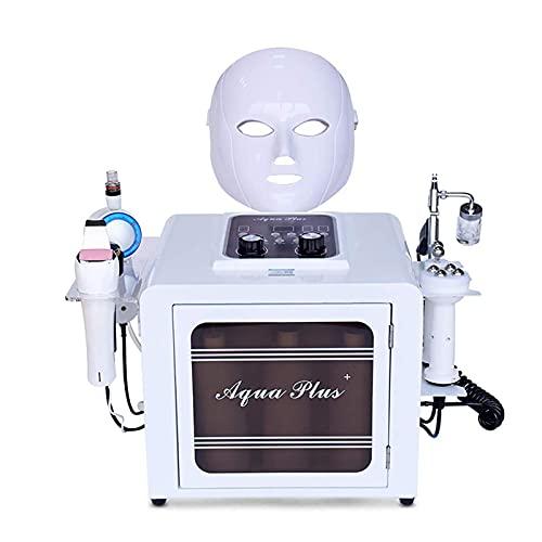 N&W 8 in 1 Water Hydrogen Oxygen Skin Cleaning Beauty Machine Facial SPA Machine Facial Hydro Microdermabrasion Oxygen Facial Machine Skin Management