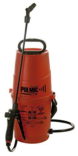 Sanz Hermanos Drucksprühgerät Pulmic Raptor 7-5 Liter Fassungsvermögen für Pflanzenschutzmittel, Insektizide, Herbizide, Fungizide, Desinfektionsmittel, Flüssigdünger etc. in Haus, Hof und Garten