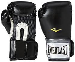 top 10 boxing gloves century Everlast Pro Style Training Gloves (Black, 12 oz)