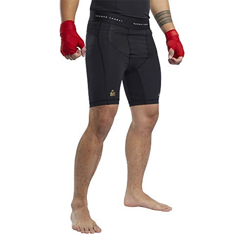 Reebok Combat CMG Vale Tudo Shorts - SS20 - X Large - Black