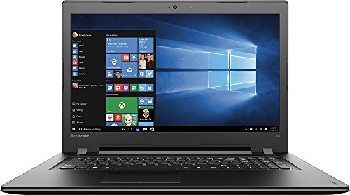 Lenovo - 300-17ISK 17.3 Laptop - Intel Core i5 - 8GB Memory - 1TB Hard Drive - Black