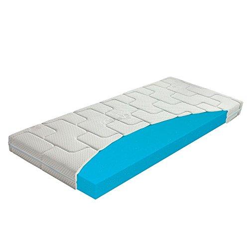 Memory-Schaum-Matratze für Kinder, Babybett- / Kinderbett-Matratze, abnehmbarer waschbarer Bezug mit Meeralgenextrakt für besseren Schlaf & Gesundheit, Höhe 10cm
