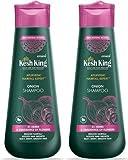 Kesh King Ayurvedic Onion Shampoo with 21 Herbs, Reduces Hairfall & Boost Hair Growth, 600ml