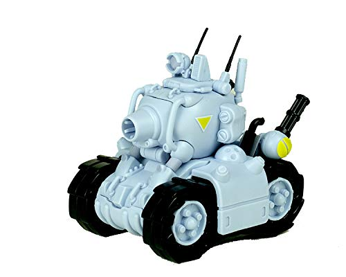 新時模型 メタルスラッグ SV-001/II メタルスラッグ 兵器プラモデル
