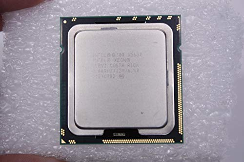 2.66GHz Intel Xeon Six-Core X56503200MHz 6.4GT/s 12MB L3cache Socket LGA1366SLBV3