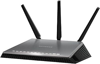 NETGEAR N600 Dual Band Wi-Fi ADSL (Non-Cable) Modem Router ADSL2+ Gigabit Ethernet (DGND3700)