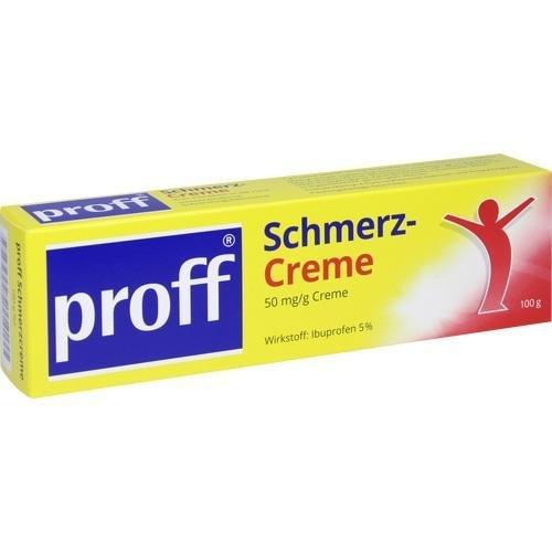 Proff Schmerzcreme 5%
