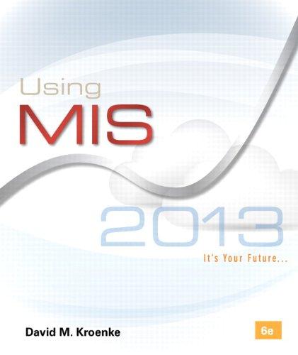 Using MIS 2013