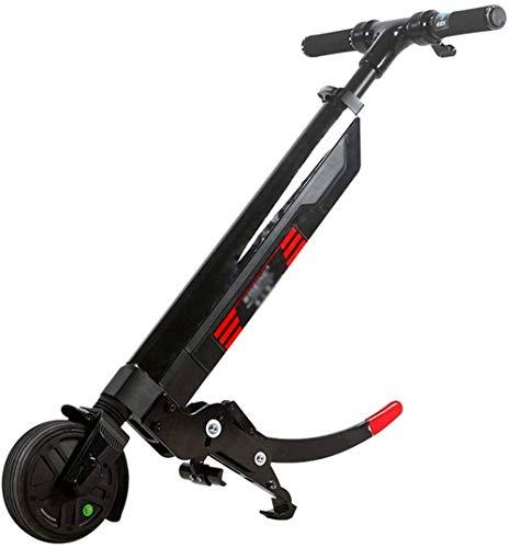 Kit de conversión de la bicicleta del motor eléctr Triciclo eléctrico acoplable con silla de ruedas, 36V 300W con silla de ruedas Handbike con 6' Neumática, a 15 km / h de velocidad, adelante / atrás