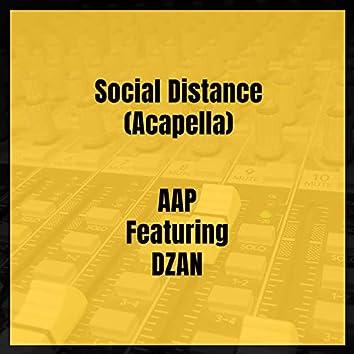 Social Distance (Acapella)