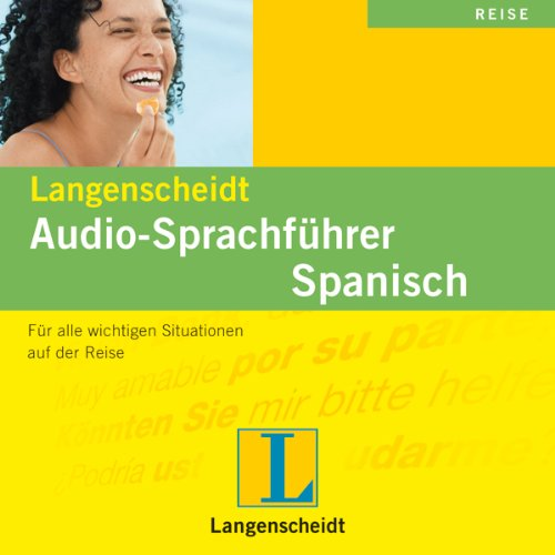 Langenscheidt Audio-Sprachführer Spanisch Titelbild