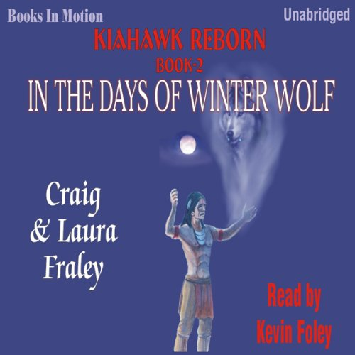 In the Days of Winter Wolf audiobook cover art