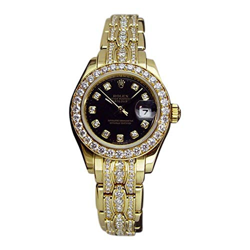 Rolex Masterpiece Automatic-self-Wind Female Watch 80298 (Certified Pre-Owned)