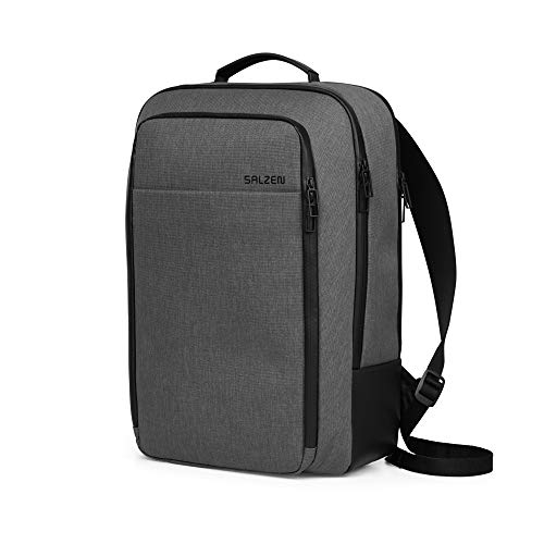 SALZEN Business Backpack - Businessrucksack - Storm Grey - Grau