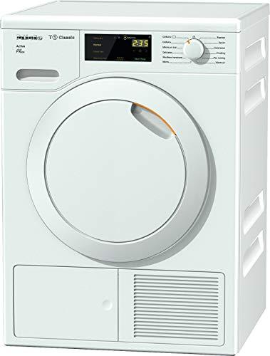 Miele TDB220WP Freestanding Heat Pump Tumble Dryer, 7Kg Load, White