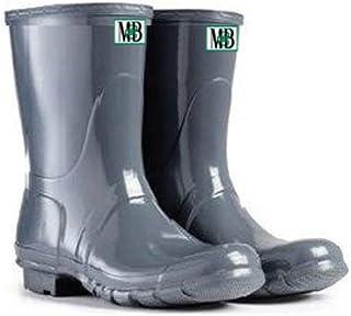 أحذية طويلة مطاطية من Moneysworth and Best للأطفال من المطر