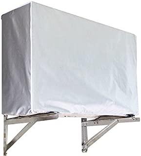 INKDSAT 94 x 40 x 73 cm Winter Anti-Snow Waterproof Dustproof Outdoor Window AC Unit Mini Split System Air Conditioner Cover