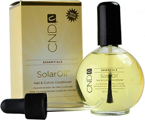 Essentials SOLAR OIL 2.3 oz Cuticle Conditioner Polish Treatment Salon