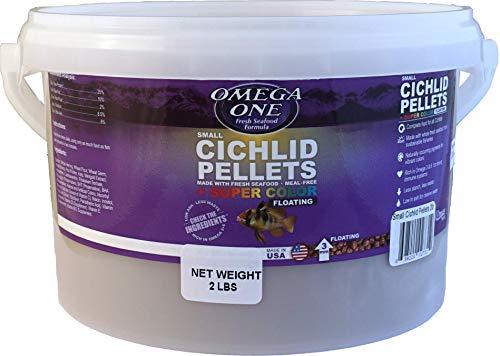 omega one super color pellets - 5