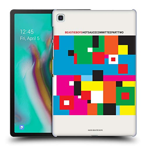 Head Case Designs Offizielle Beastie Boys Hot Sauce Committee Album Band Kunst Harte Rueckseiten Huelle kompatibel mit Samsung Galaxy Tab S5e