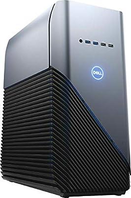 2019 Dell Inspiron Gaming Desktop Computer, AMD Ryzen 7-2700X 8-Core up to 4.3GHz, 32GB DDR4 RAM, 1TB 7200rpm HDD + 1TB SSD, Radeon RX 580, USB 3.1, HDMI, 802.11ac WiFi, Bluetooth 4.1, Windows 10