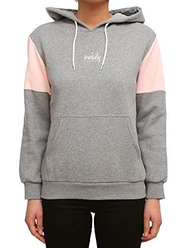 IRIEDAILY Luv Hooded [Grey-Mel.]