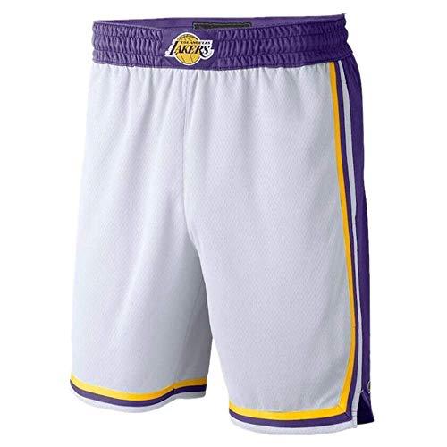 JAG Maglia Donna da Uomo - Los Angeles Lakers 8# Kobe Bryant Maglie Traspiranti Ricamate Maglia Swingman Jersey