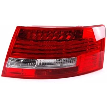 For Audi A6 S6 Saloon Passenger Side LED Rear Lamp Tail Light LEFT N//S 04 to 08