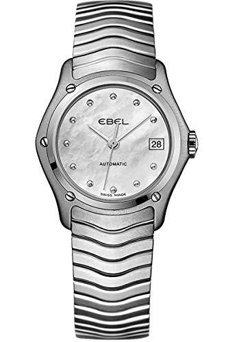 Ebel Reloj los Mujeres Classic Automática 1216174