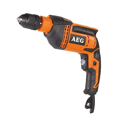 AEG 4935449160 RE Bohrmaschine BE 750 R, W, 230 V