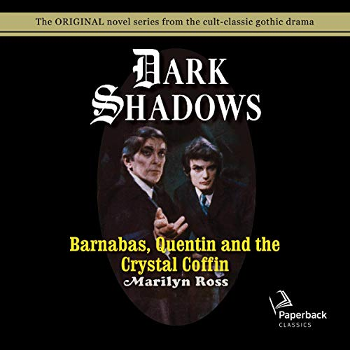 Barnabas, Quentin and the Crystal Coffin Titelbild