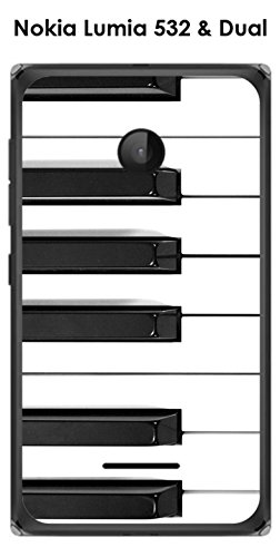 Onozo Cover Nokia Lumia 532& Dual Pianoforte