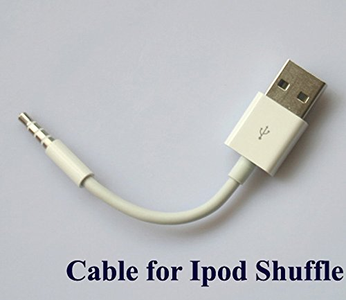 Ladekabel Datenkabel iPod Shuffle 3rd 4th 5th Generation USB Charger SYNC Cable