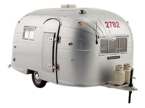 Motor City - 88101 / 12371 - Véhicule Miniature - Modèles À L'échelle - Airstream Caravane / Camper - No Logo - Echelle 1/18