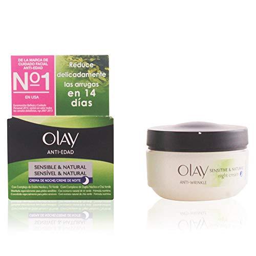 Anti-Age Night Cream for Sensitive Skin 50 ml by Unknown