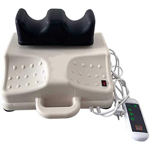 ZWLE Elektro-Aerobic Swing-Maschine FußMassager Circulation Chi-Geräte für Neuropathie verbessert die Durchblutung abschwellend Lindert Füße und Beine Schmerz