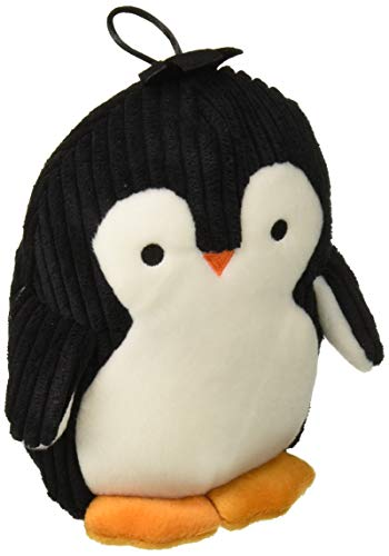 TrustyPup Penguin Dog Toy with Silent Squeaker