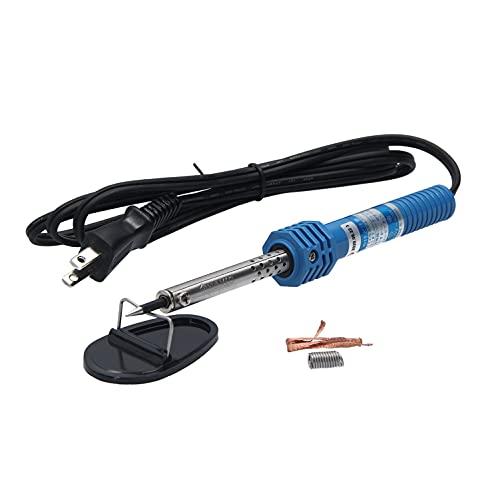 白光(HAKKO) BLUE SET 電気器具/電気部品用はんだこてセット 40W はんだ/吸取線/簡易こて台付き FX511-01