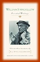 William Stringfellow: Essential Writings (Modern Spiritual Masters)