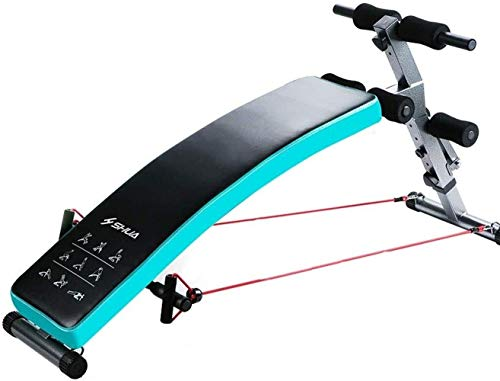 Cheapest Prices! Olk Convenient Adjustable Abdominal Exercise Sport Utility Table Plate, The Swash P...
