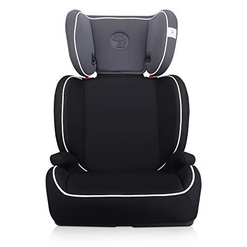 Gruppe 2/3 Kindersitz - 18-36 kg, Isofix (Maximum an Sicherheit/Schutz für Ihr Kind) - Verstellbare Kopfstütze, Evolutiv mit Rückenlehne und Booster - Baby- und Kinderautositz