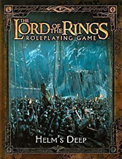 Lord of the Rings Helms Deep (Lord of the Rings Rpg)
