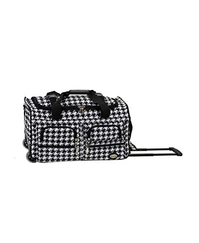 Rockland Rolling Duffel Bag, Kensington, 22-Inch