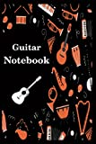 Guitar Planner:: Blank Guitar Tab Notebook with 120 Pages
