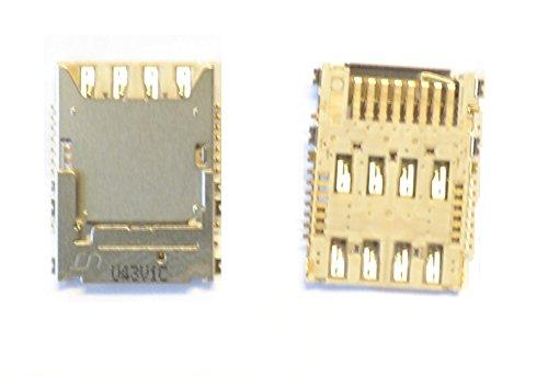 myom SIM/MicroSD kaartlezer voor Samsung S5 G900F simkaarten geheugenkaart lezer
