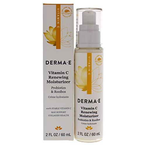 Derma E Beauty - Vitamin C Renewing Moisturizer - 2oz / 60ml